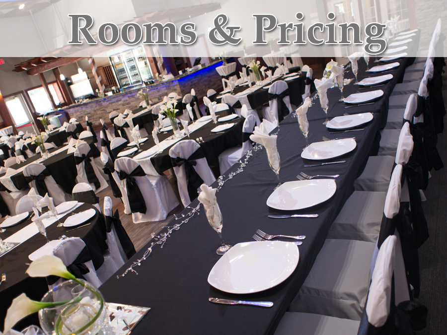 Celebrations On The River Home Wedding Banquet Special Event
