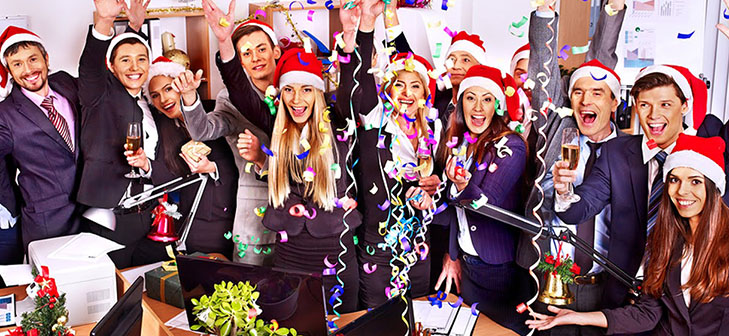 Holiday Party - Holiday Parties at Celebrations La Crosse, WI
