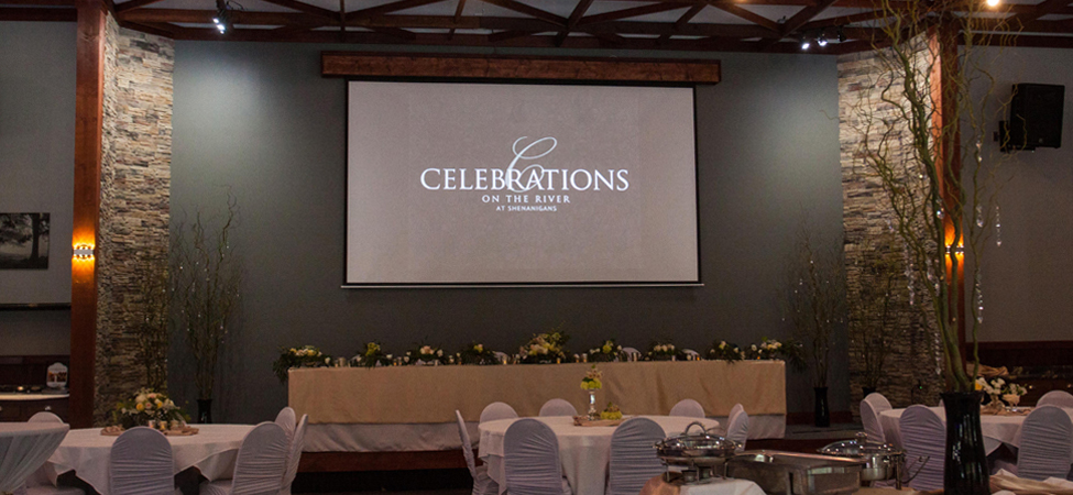 Corporate Events at Celebrations on the River